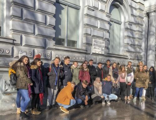Budapesti kirándulásunk